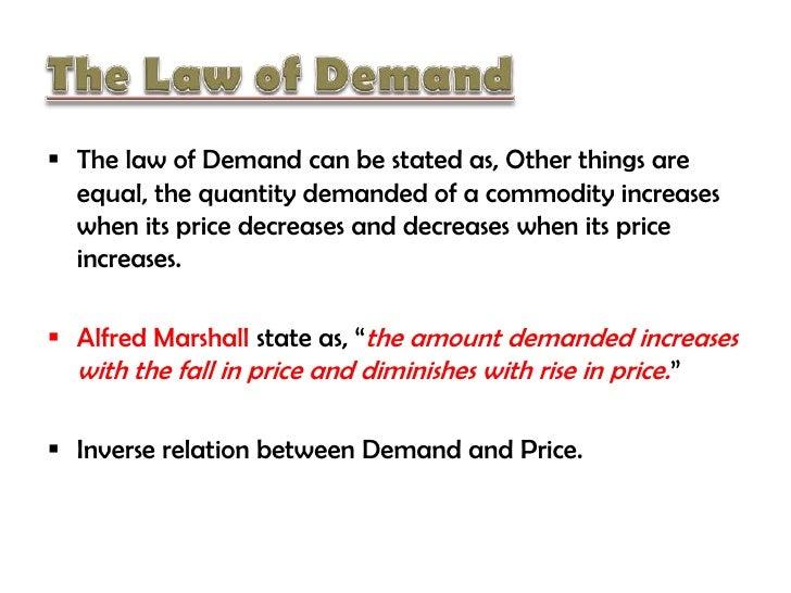case study on elasticity of demand