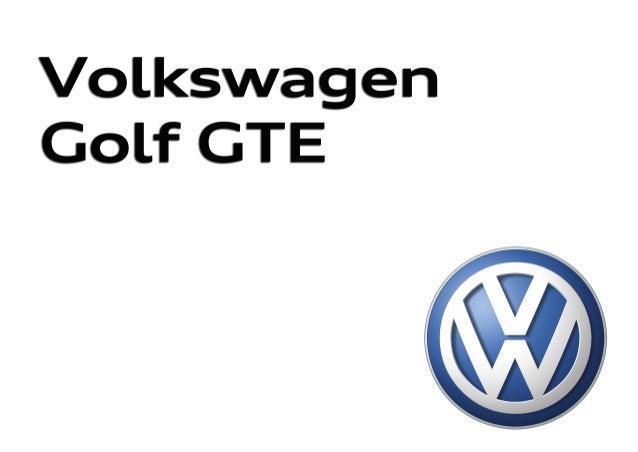 Nuevo Golf GTE 415.1190.12.61 · Impreso en España Modificaciones reservadas Edición: Septiembre 2014 Atención al cliente: ...