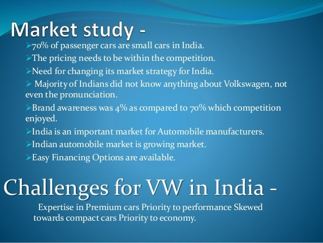 volkswagens international marketing strategy Content marketing strategy  many companies have international offices or employ employees from around  he likens it to selling more volkswagens than.