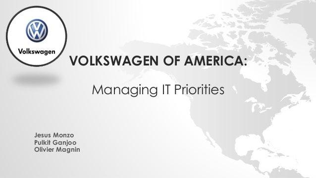 Volkswagen Of America >> Volkswagen Of America
