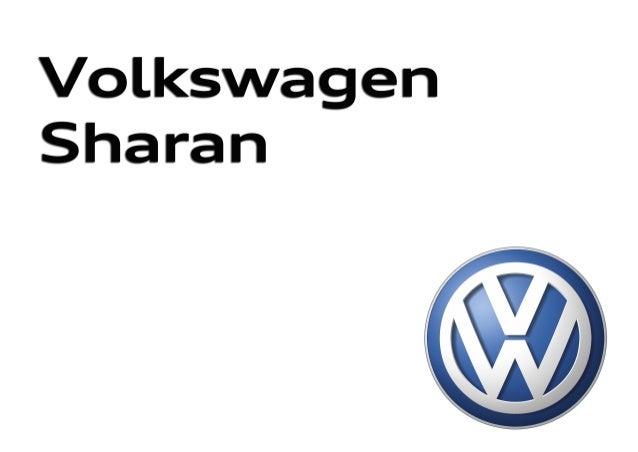 Nuevo Sharan Edición: Enero 2016. Para últimas actualizaciones visita el Configurador en volkswagen.es Volkswagen Villena ...