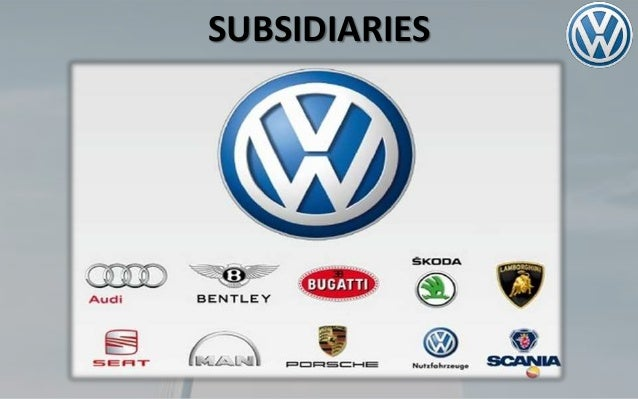 Volkswagongroup Business Strategy In India