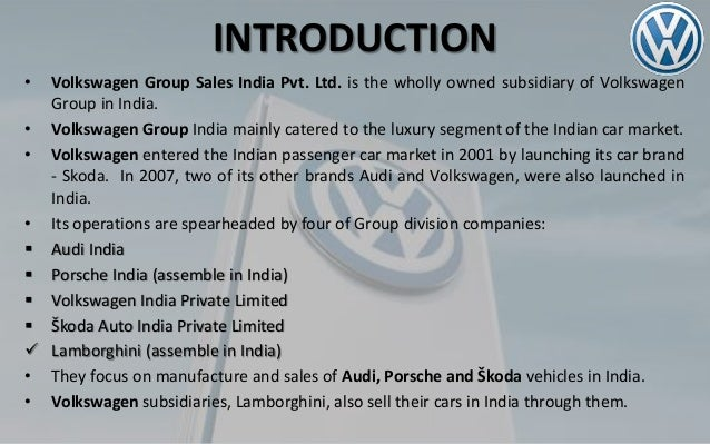 Marketing stratergy of AUDI Essay