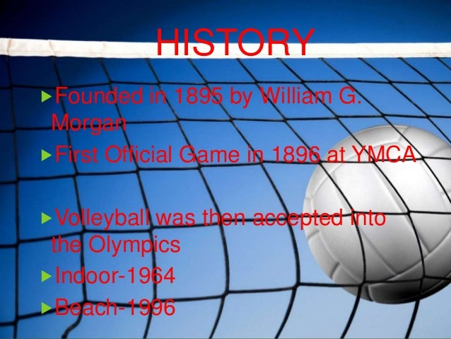 Volleyball ppt