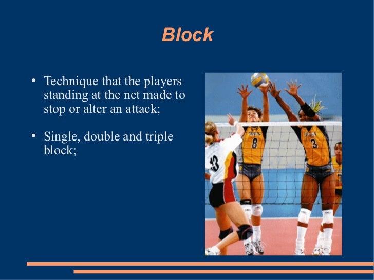 Volleyball presentation toneelgroepblik Image collections