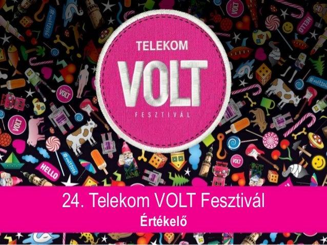 24. Telekom VOLT Fesztivál Értékelő