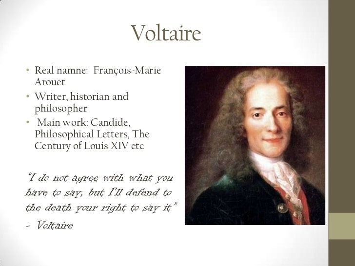 What is the central message Voltaire is conveying in Candide?