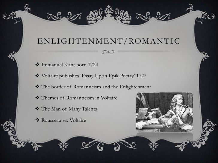 essay voltaire and the enlightenment Voltaire and the triumph of the enlightenment, short course voltaire and the triumph of the enlightenment, short course  essay, dictionary.