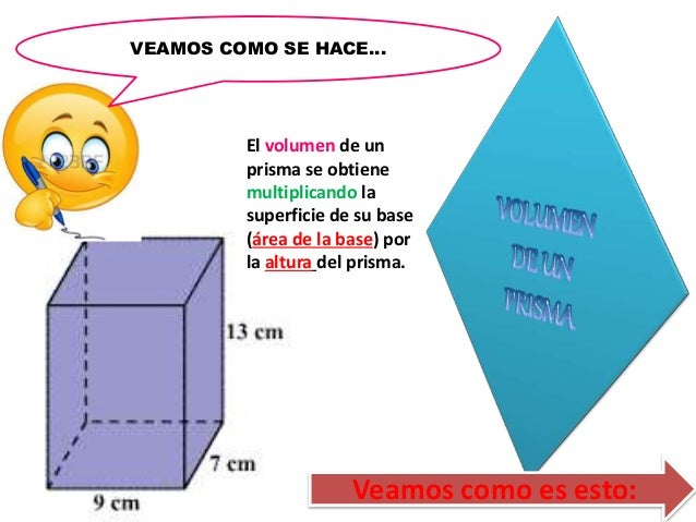 Volumen de cubos prismas y piramides for Como hacer un sobre rectangular