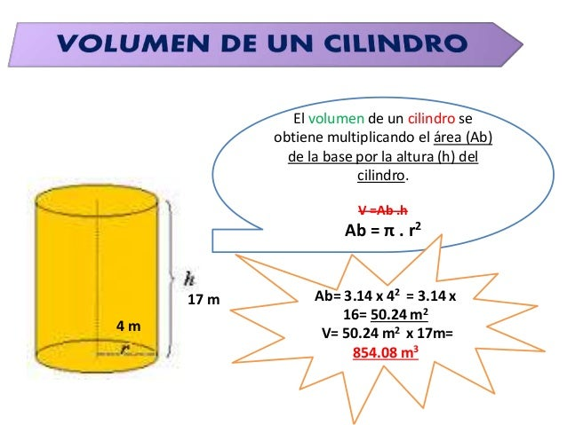 Volumen de cubos, prismas y piramides