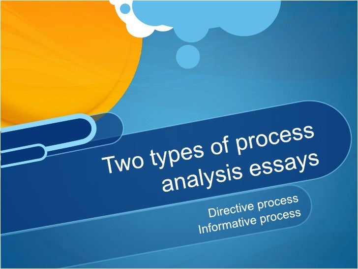 conclusion for a process analysis essay