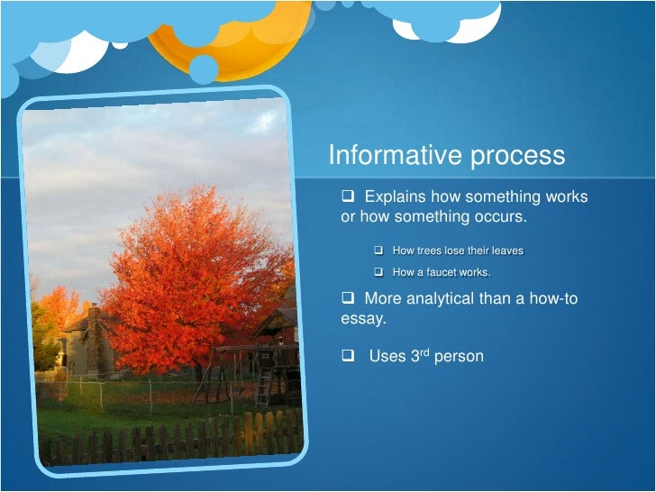 what is process analysis in writing Process analysis paragraph 1 norton current self-help books on the market entitledhow to are examples of process writing process analysis serves readerswell if some simple steps are followed to maintain clarity.