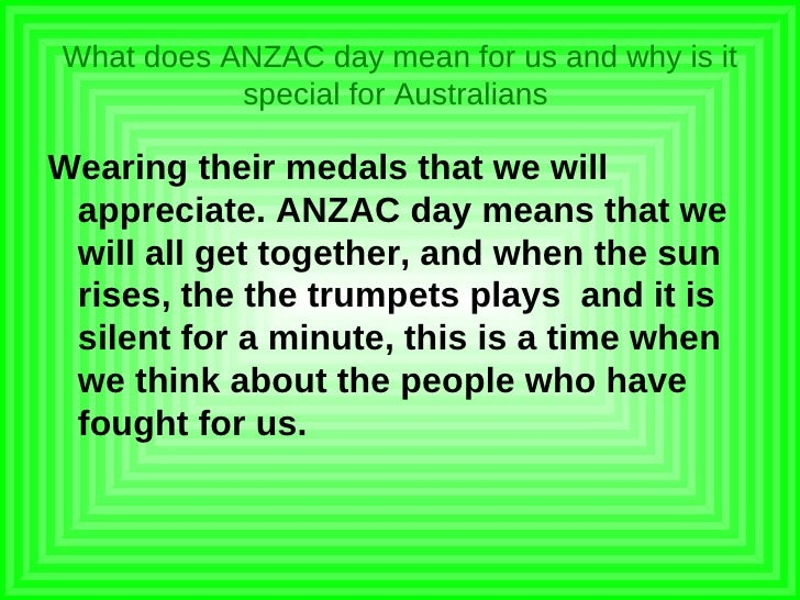 anzac meaning - photo #21