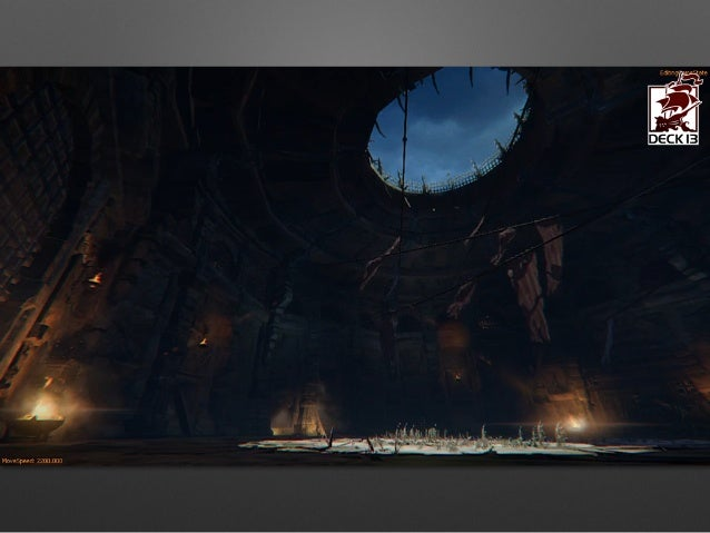 Volumetric Lighting for Many Lights in Lords of the Fallen