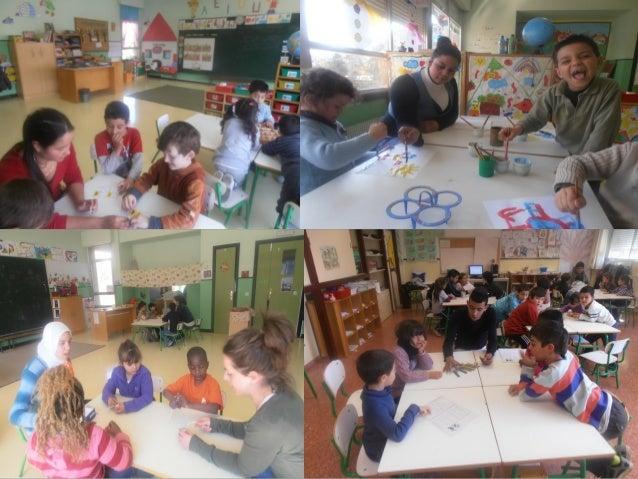 Voluntariado grupos interactivos
