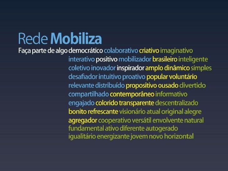 Manual do Voluntário Online - Mobiliza