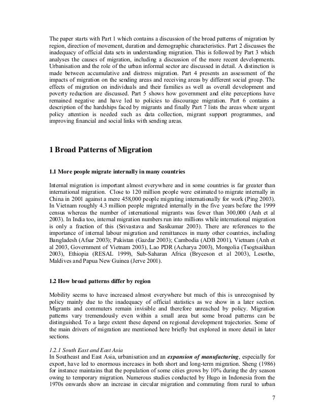 internal migration in the us updated An examination of the links between migration and developmentusing census  micro data for 15 latin american countries reveals that: (i)internal migration is.