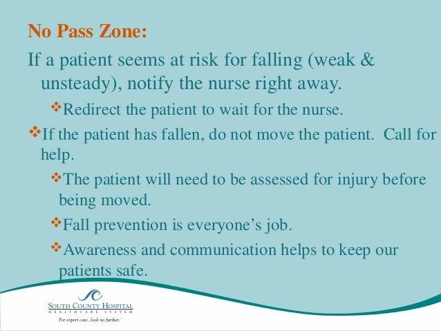 No Passing Zone Hospital