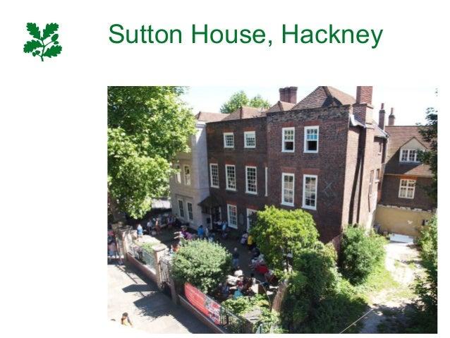 Sutton House, Hackney