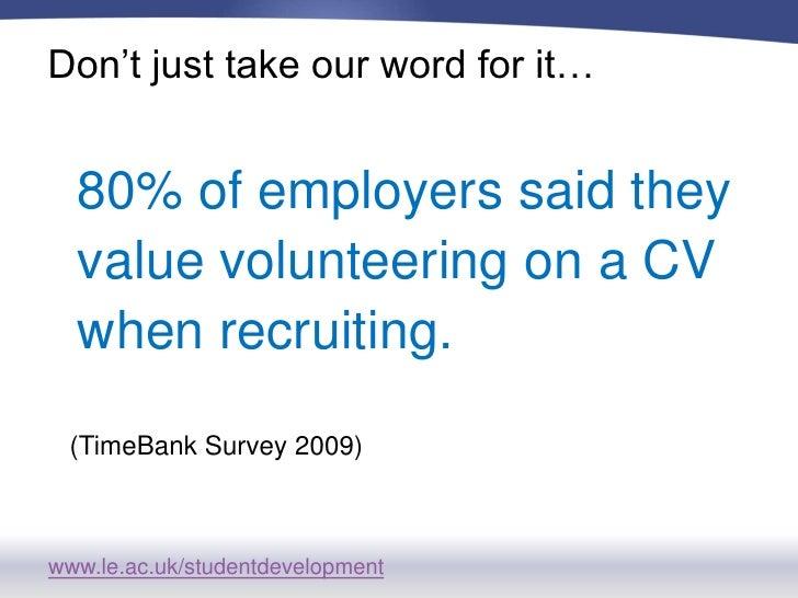 how volunteering can enhance your employabilit