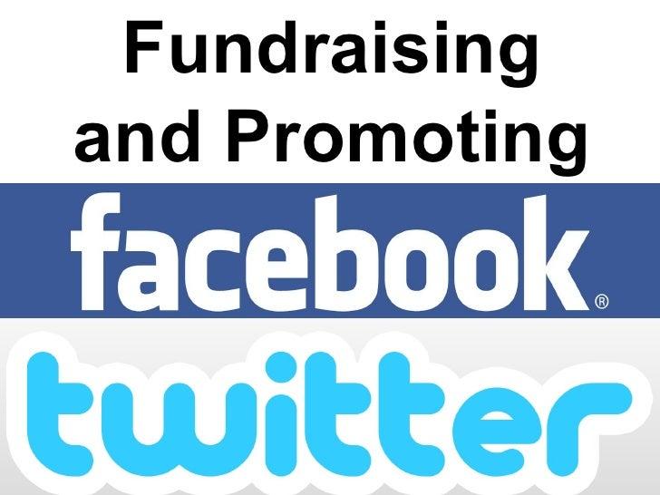 Fundraisingand Promoting