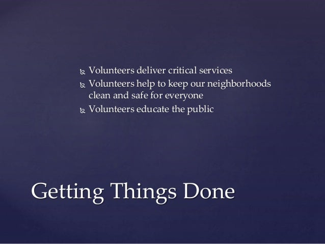 the importance of volunteering in your community essay Volunteering in your community research the causes or issues that are important to you consider what you have volunteer with friends or as a family virtual volunteering don't give up references • persuasive essay: volunteering (2008, nov sunday) retrieved dec 8, 2013, from.