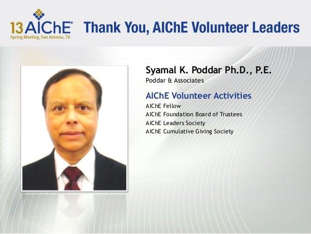 Volunteer Presentation 4 25 13