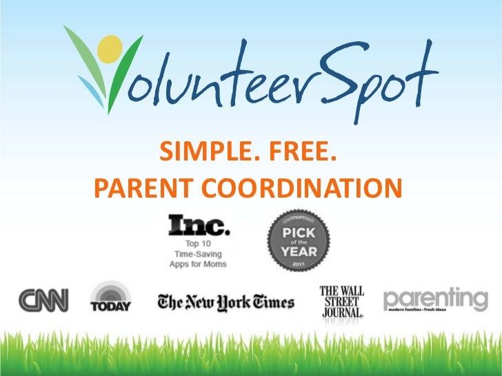 SIMPLE.FREE.PARENTCOORDINATION