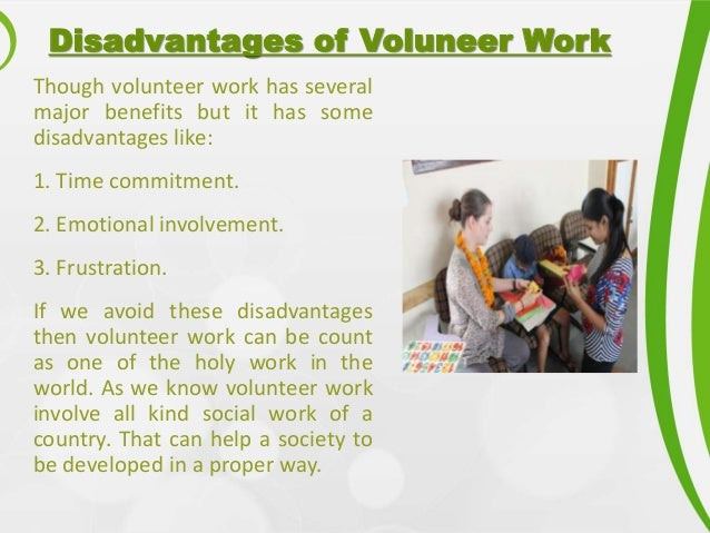 The Main Benefits of Volunteer Work in India.