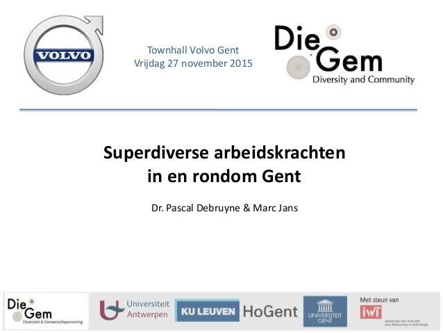 superdiversiteit op de arbeidsmarkt in gent
