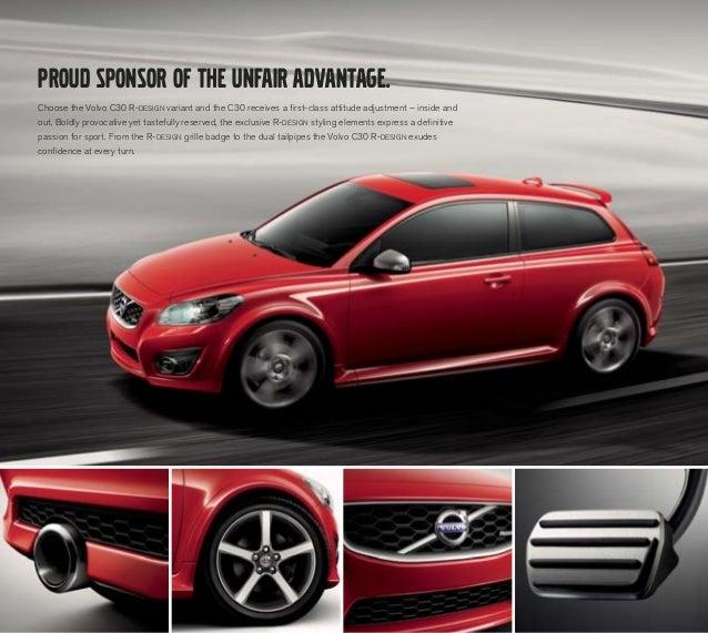 2013 Volvo C30 Brochure | Chicago Volvo Dealer