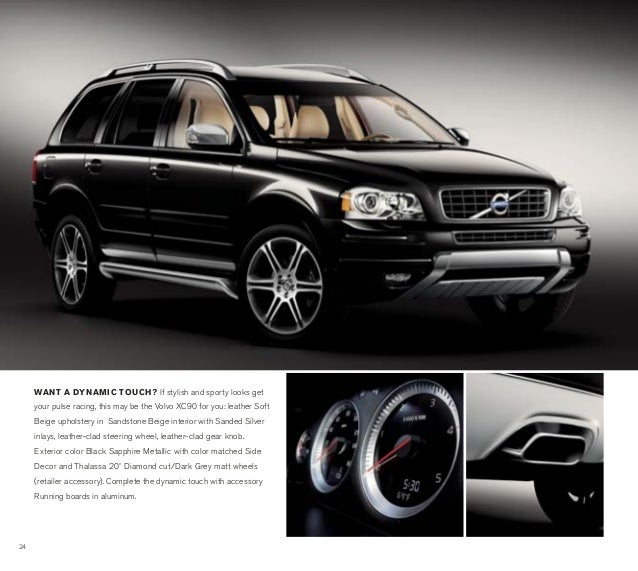 2013 Volvo XC90 Brochure | New York Volvo Dealer
