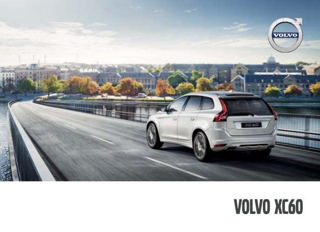 2016 Volvo XC60 Brochure | Orange County Volvo