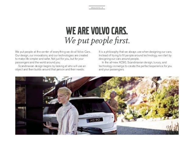 2016 Volvo XC90 Brochure | Orange County Volvo