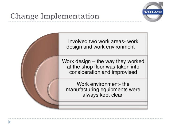 volvo hr job enrichment Volvo's hr initiatives with special emphasis on its job enrichment initiatives is volvo's human centric approach towards automobile manufacturing was no longer.