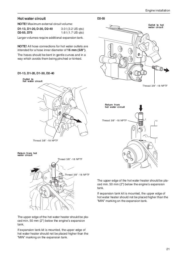 volvo d1 30 workshop manual best setting instruction guide u2022 rh ourk9 co Volvo Penta Parts Volvo Penta Wiring Harness