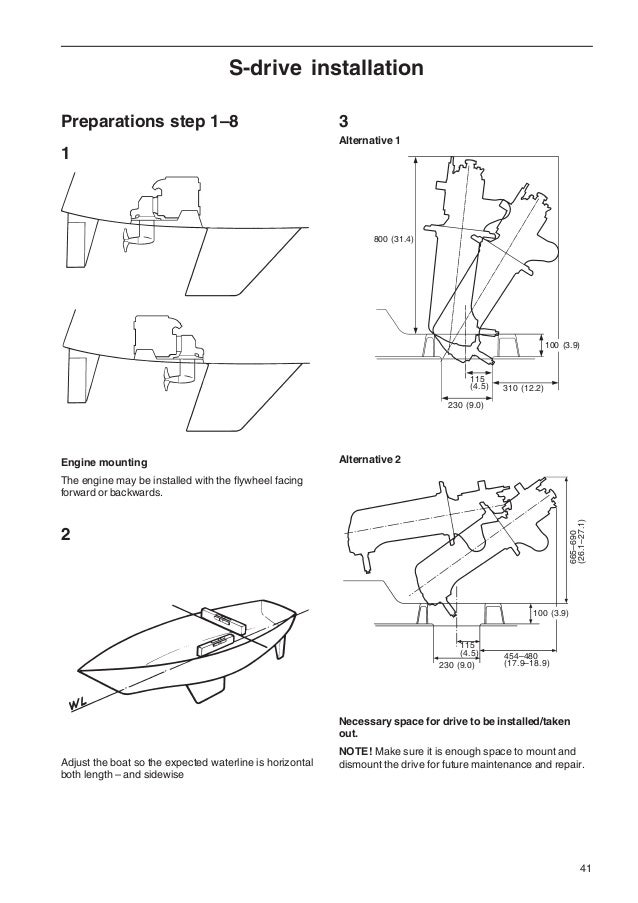 volvo installation manual ny 43