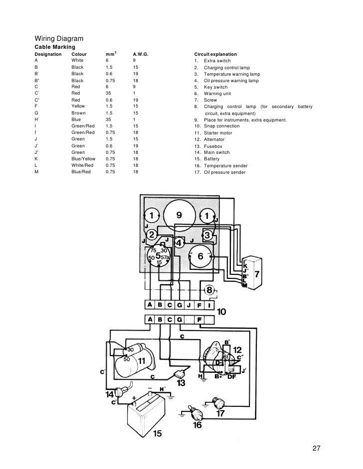 Volvo D1 30 Wiring Diagram Wiring Diagram