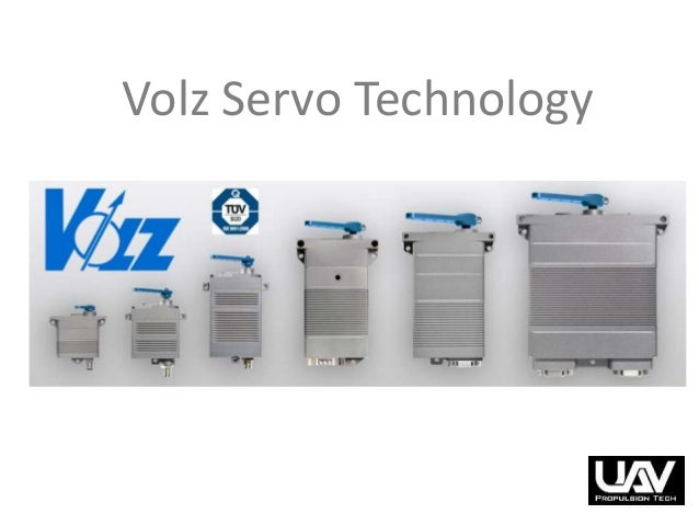 Volz Servo Technology
