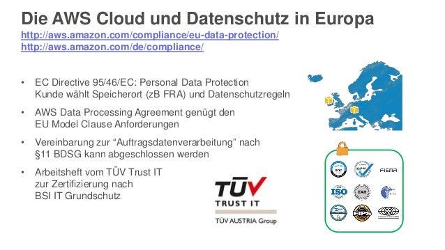 Vom Server bis zum Workspace: Windows Anwendungen auf AWS - AWS Cloud…