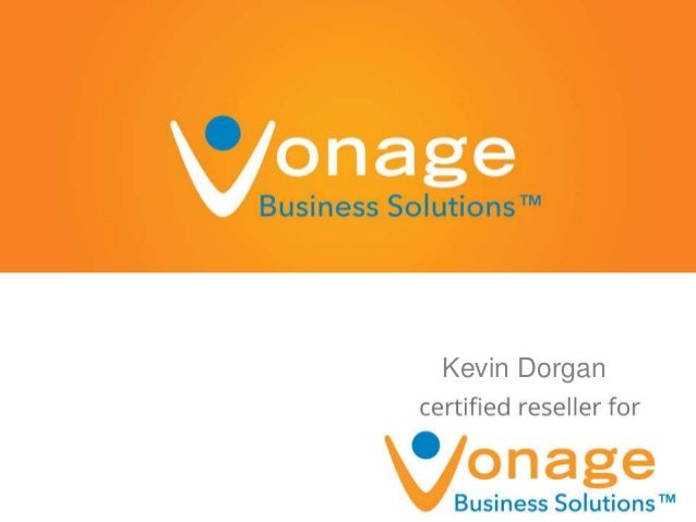 Vonage Business Solutions for Insurance Agents