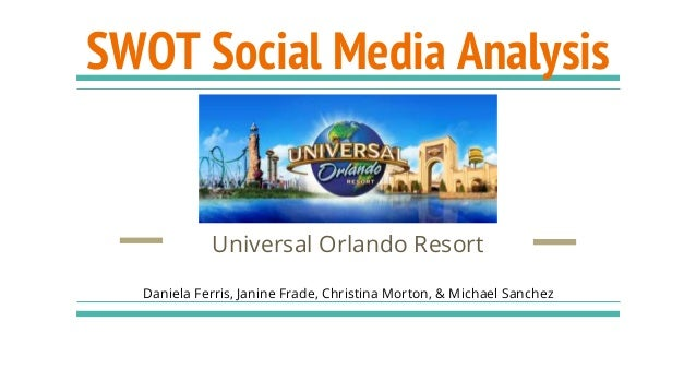 swot analysis of universal studio singapore Universal-studios-singapore will be one of the highlights of your stay in singapore discover our selection of activities and places to go to while you're in singapore.