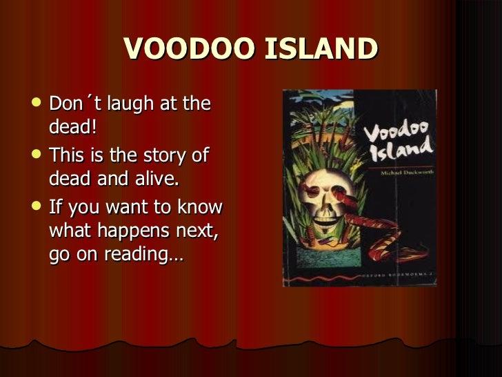 VOODOO ISLAND OXFORD EBOOK