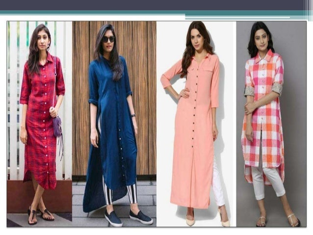 8cc0a72c Trendiest Women Designer, Partywear, Workwear Kurtis Collection 2018
