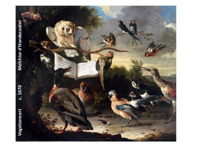 Vogelconcertc.1670Melchiord'Hondecoeter