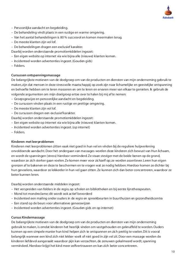 Bedrijfsplan Voorbeeld | hetmakershuis