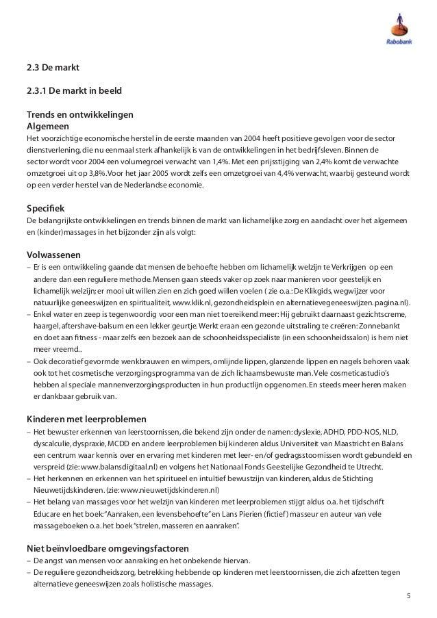 ondernemingsplan zorg voorbeeld Ondernemingsplan ZVoorbeeld | gantinova