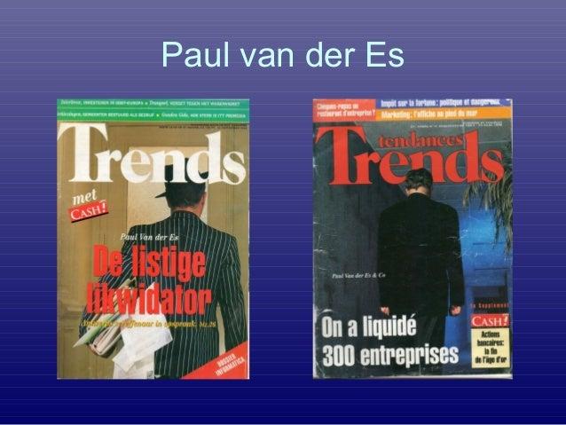 Paul van der Es