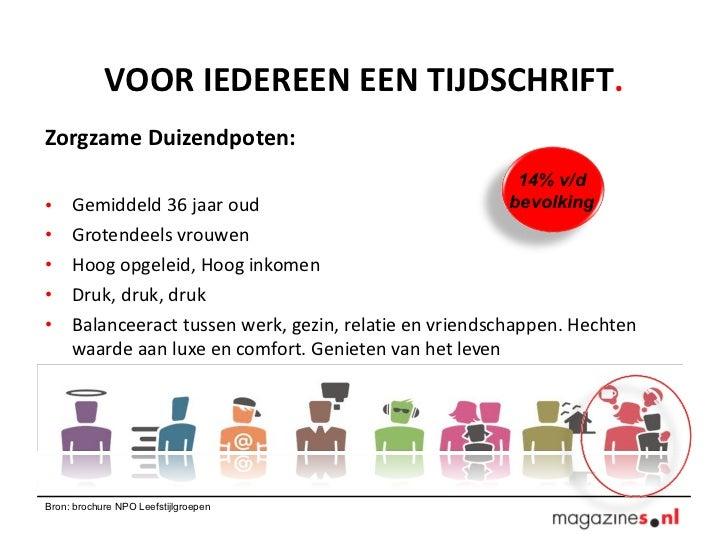 Voor iedereen een tijdschrift for Tuinbladen nl