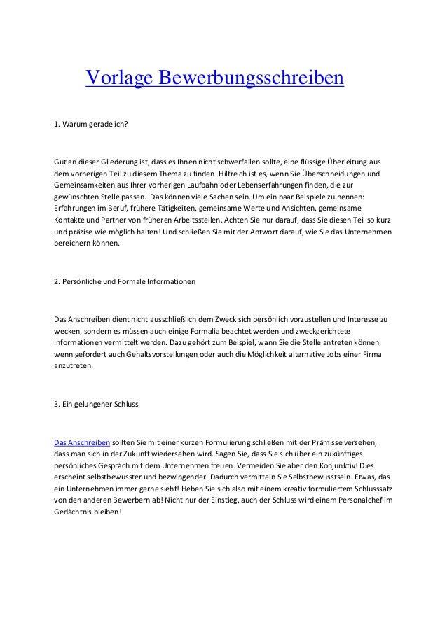 Vorlage bewerbungsschreiben 2 for Schaufensterdekorateur ausbildung schweiz